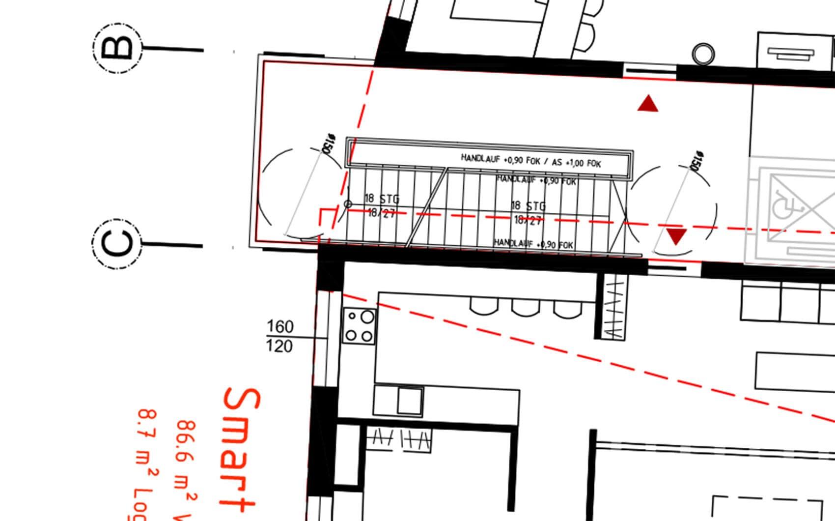 Phase III – Assemblage Niklas-Eslarn