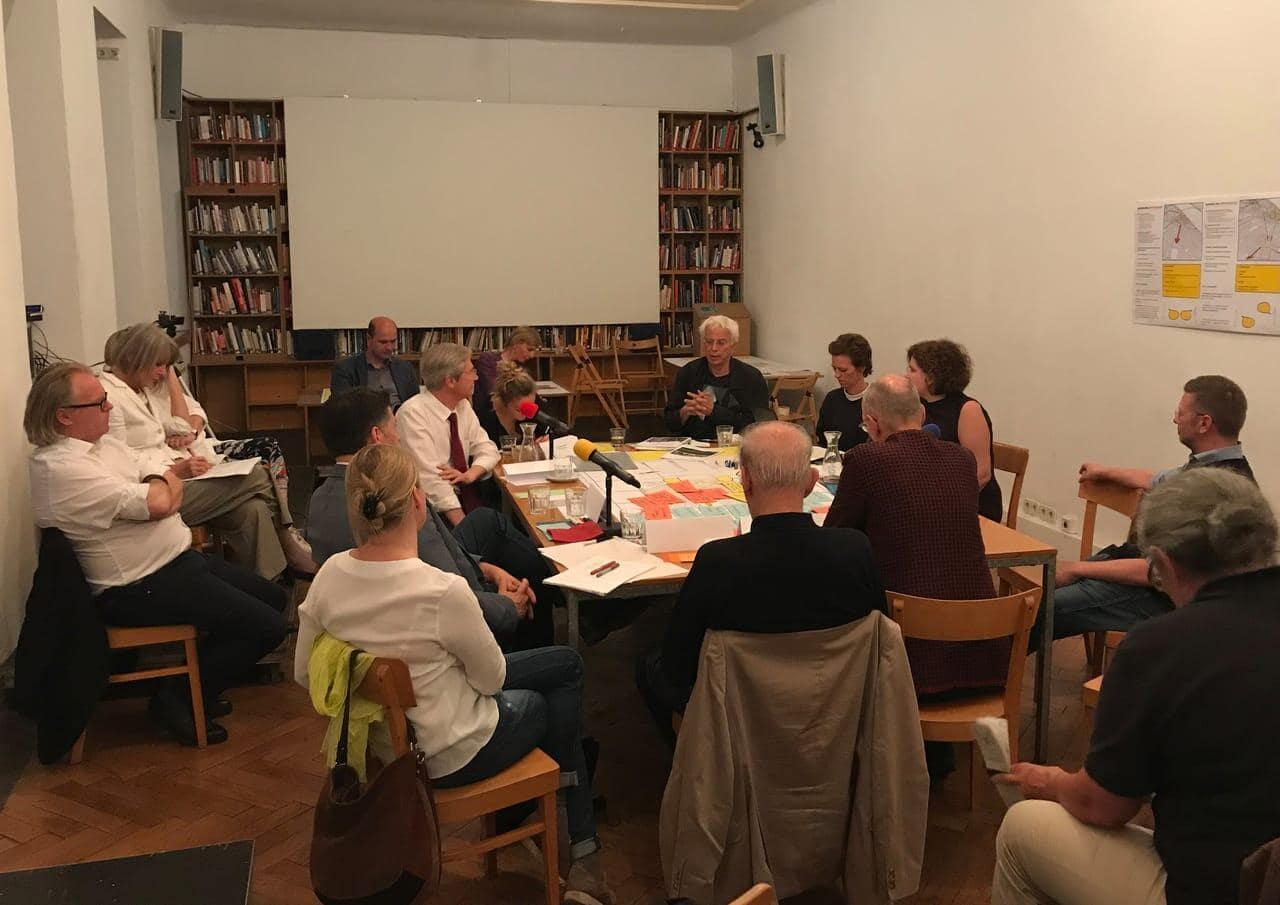 """Workshop """"Initiative ländlicher Raum"""""""