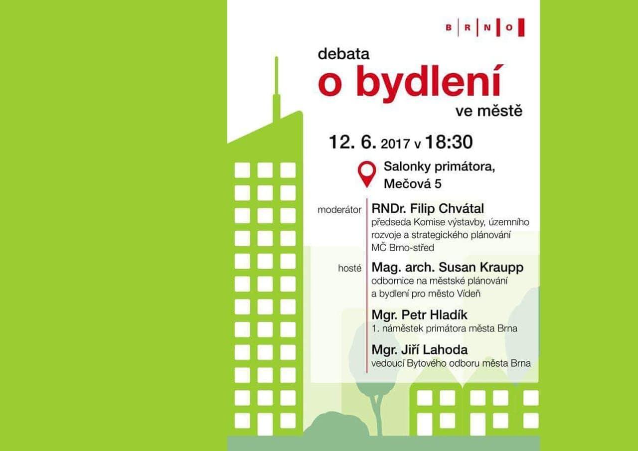 Vortrag zu Wiener Wohnbaumodell in Brünn